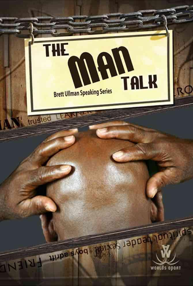 Brett Ullman – the.man.talk: DVD / Digital Download and Trailer