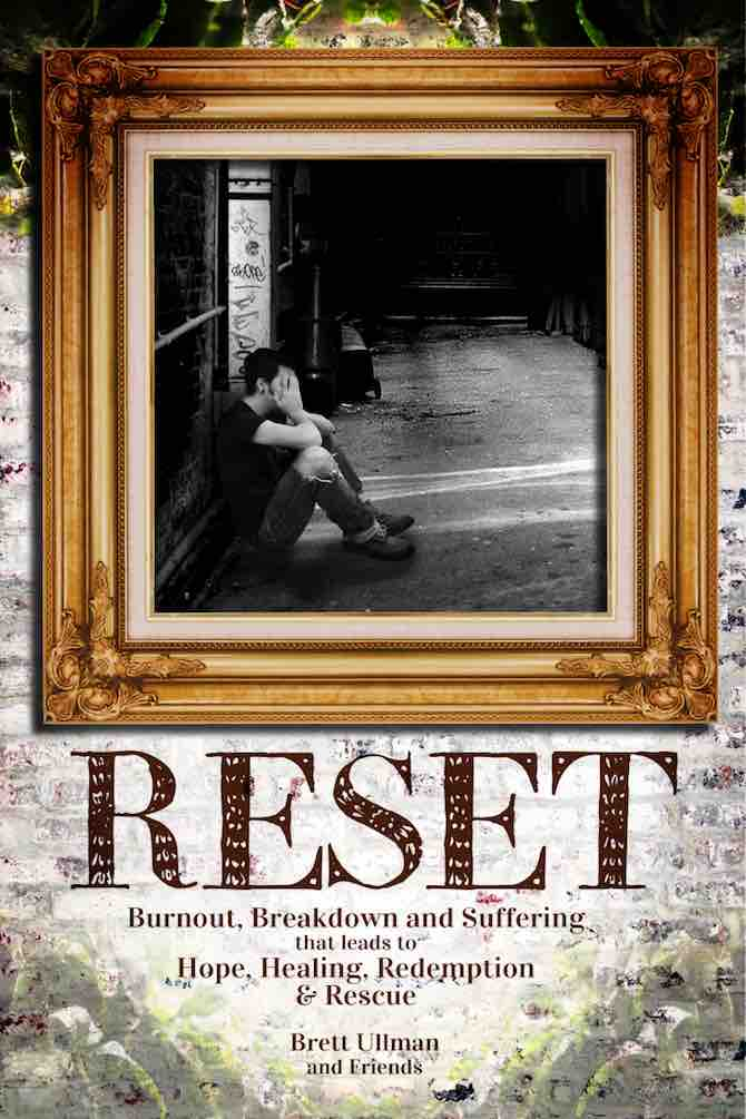 "Free copy of my book ""Reset"""