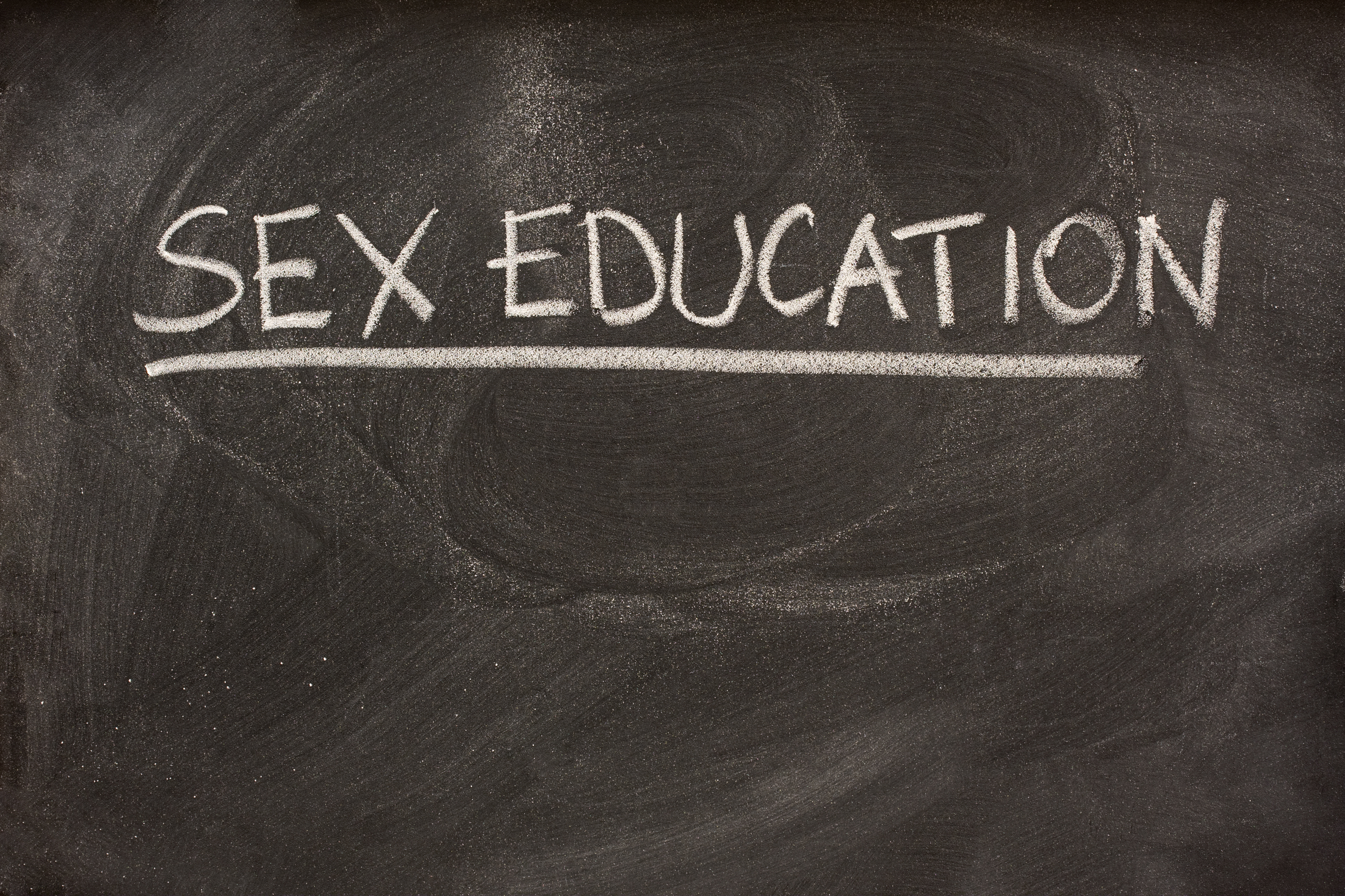 Christians are not against sex education!
