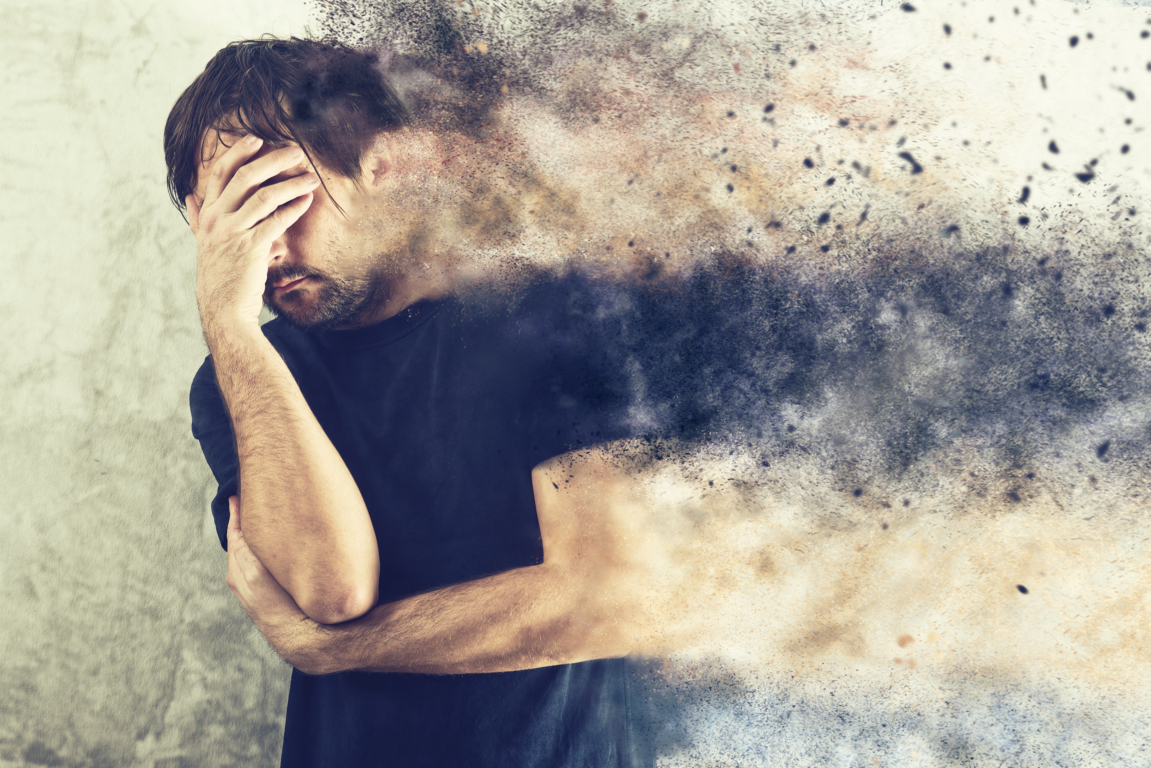 A Church Service struggling with anxiety | Mental Health and the Church
