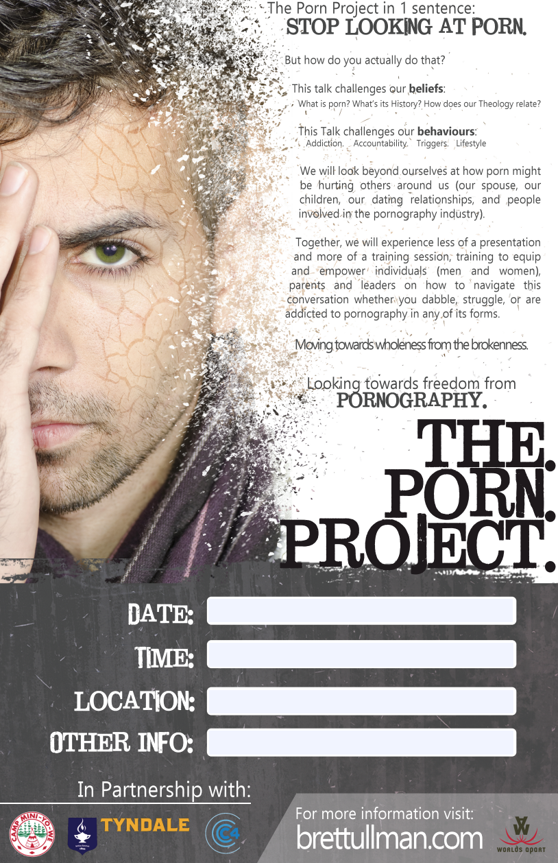 the porn project: now booking!!!