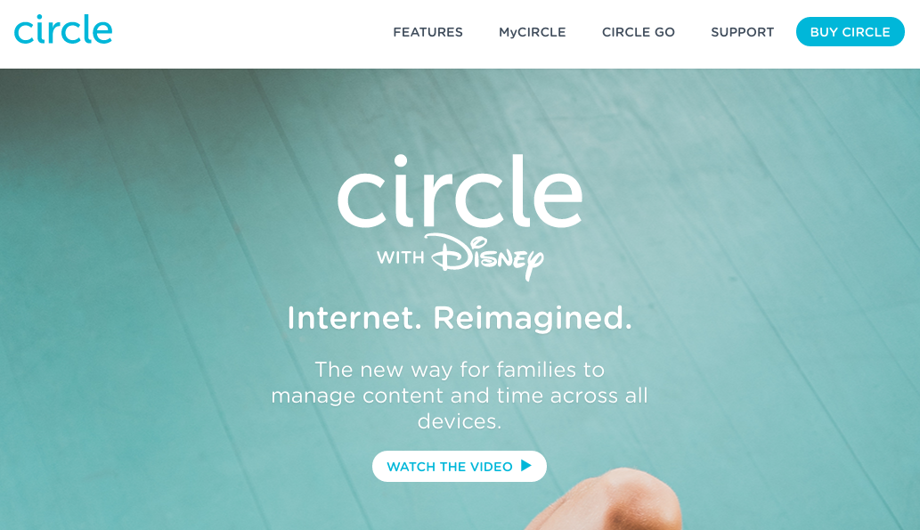 Meet Circle | Internet. Reimagined. | Parental Controls & Filtering