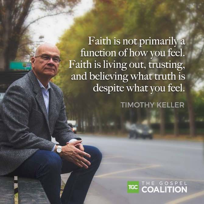 Great Quotes: Timothy Keller