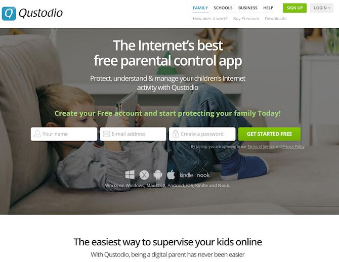 The Internet's best free parental control app
