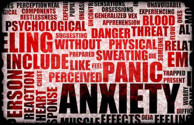 Guest Blogger | How To Minister To A Person Battling An Anxiety Disorder – by Sarah E. Ball
