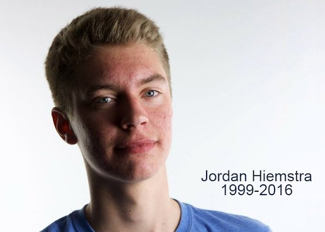 Sharing Jordan's Story