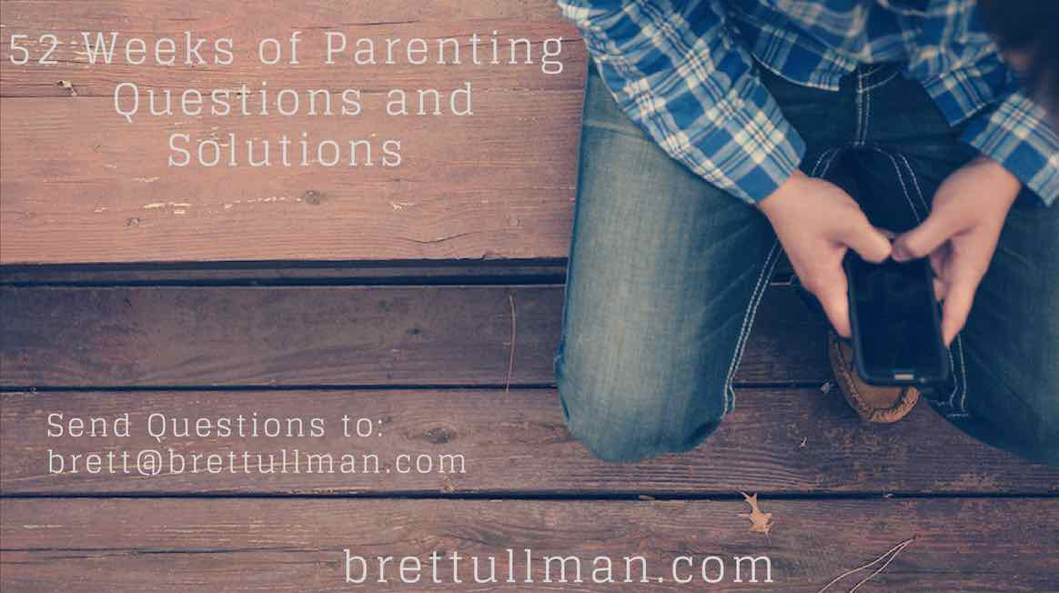 52 weeks of Parenting Questions and Solutions