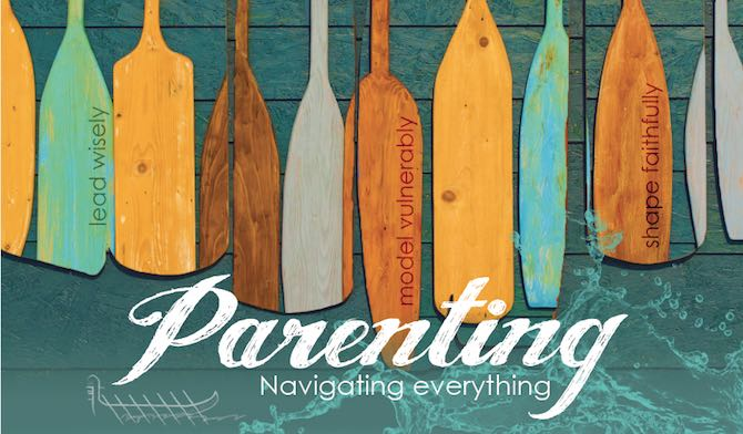 Parenting: Navigating Everything Book Project – Can  you help?