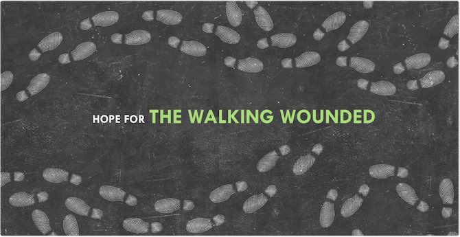 The Walking Wounded: Brett Ullman | The Church and Mental Health