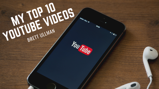 My top 10 Youtube videos watched | Check out this great stuff!