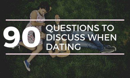 90 questions to discuss while dating