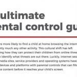 The ultimate parental control guide