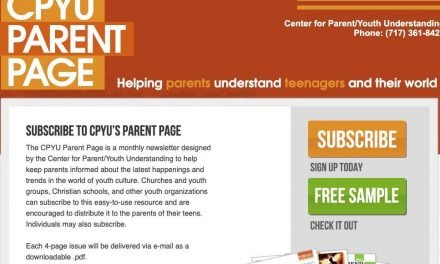 CPYU Parent Page