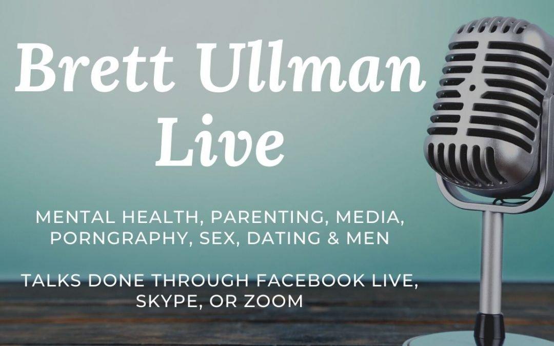 Brett Ullman… Live