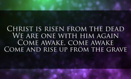 Christ Is Risen – Matt Maher