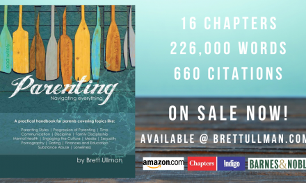 Are you looking to become a better parent? Parenting: Navigating Everything is now available!