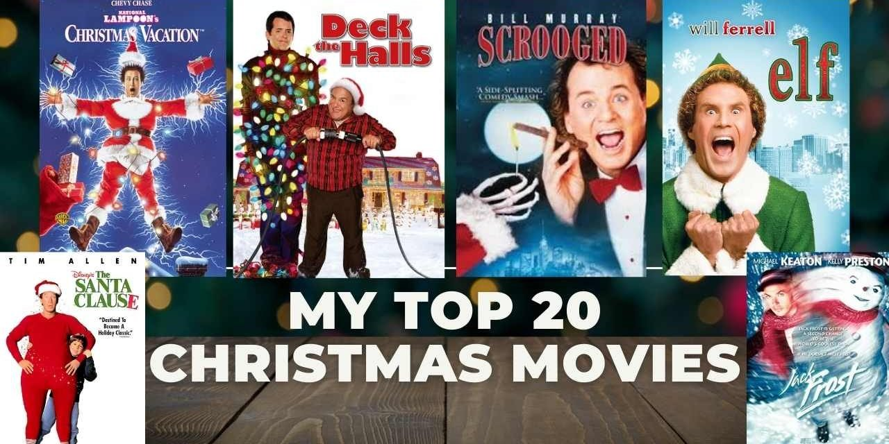 My Favourite Christmas movies