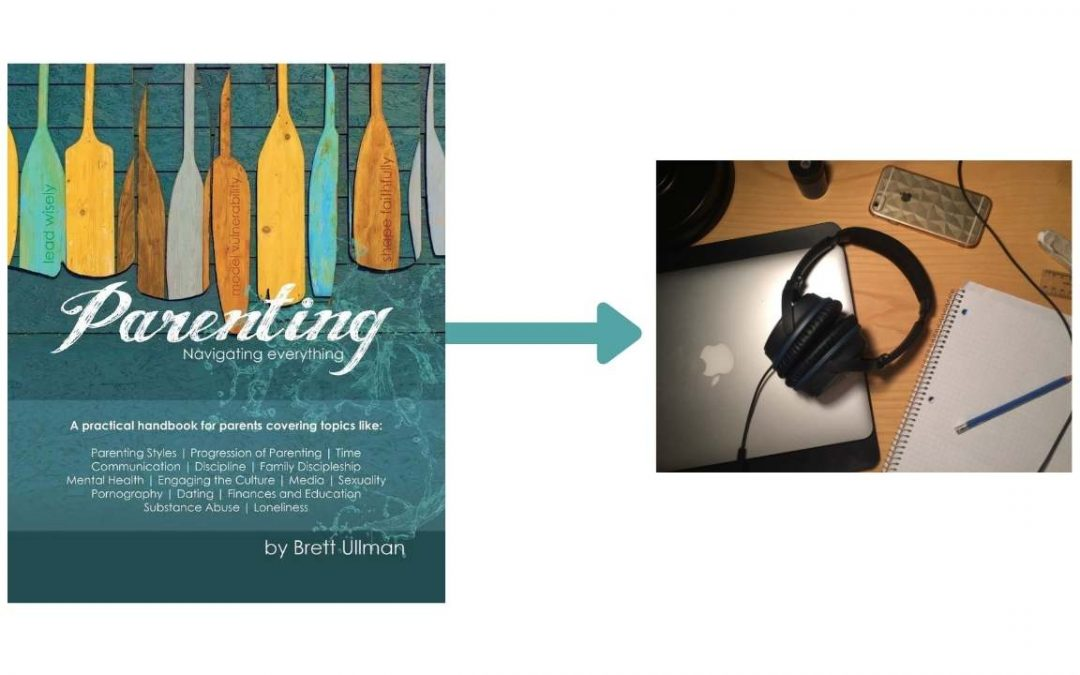 Fundraising for Audiobook version of Parenting Book