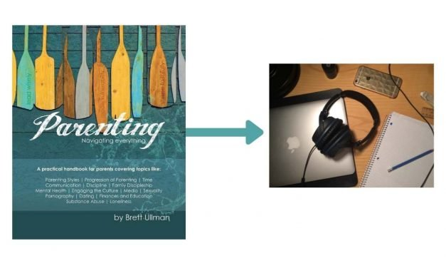 Fundraising for Audiobook version of Parenting Book – Please support