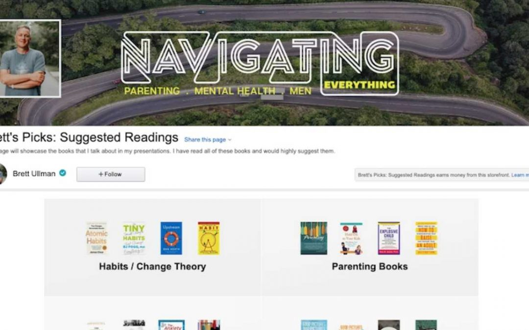 New Amazon Page! – Brett's Picks: Suggested Readings