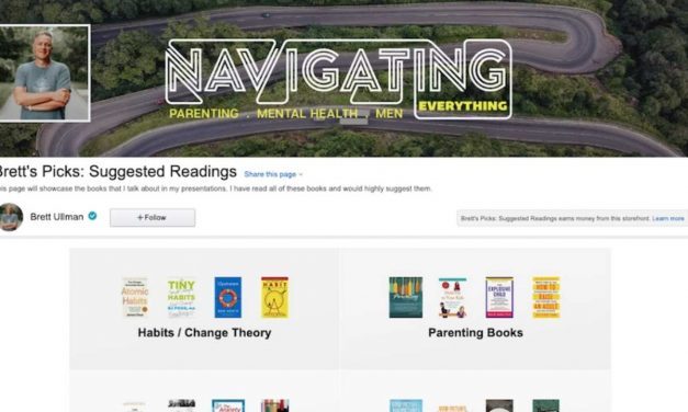 My entire Reading list – Brett's Picks: Great Suggested Readings