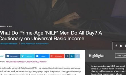 What Do Prime-Age 'NILF' Men Do All Day?