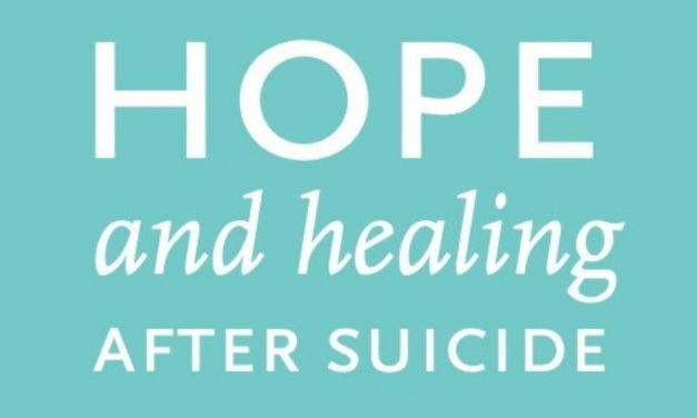 Hope and Healing after suicide PDF- CAMH
