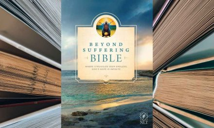 Beyond Suffering Bible | Joni Eareckson Tada | BRETT'S PICKS